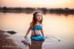 sunrise swimmer