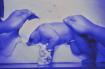 Baby in UV Box