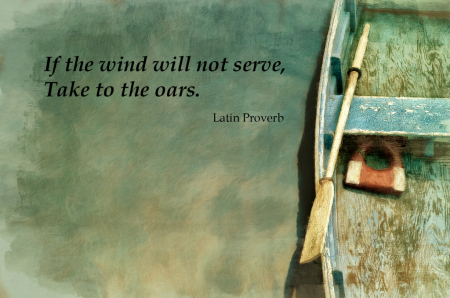 ~ Take to the Oars ~