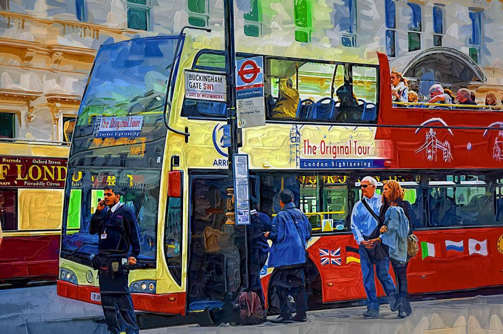 London Sightseeing - ID: 15854206 © Paul Coco