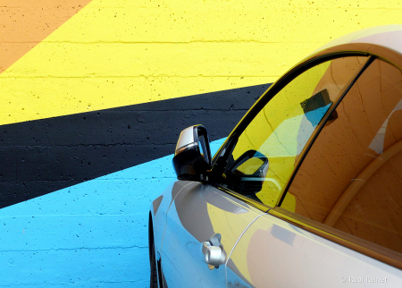 Colorful parking