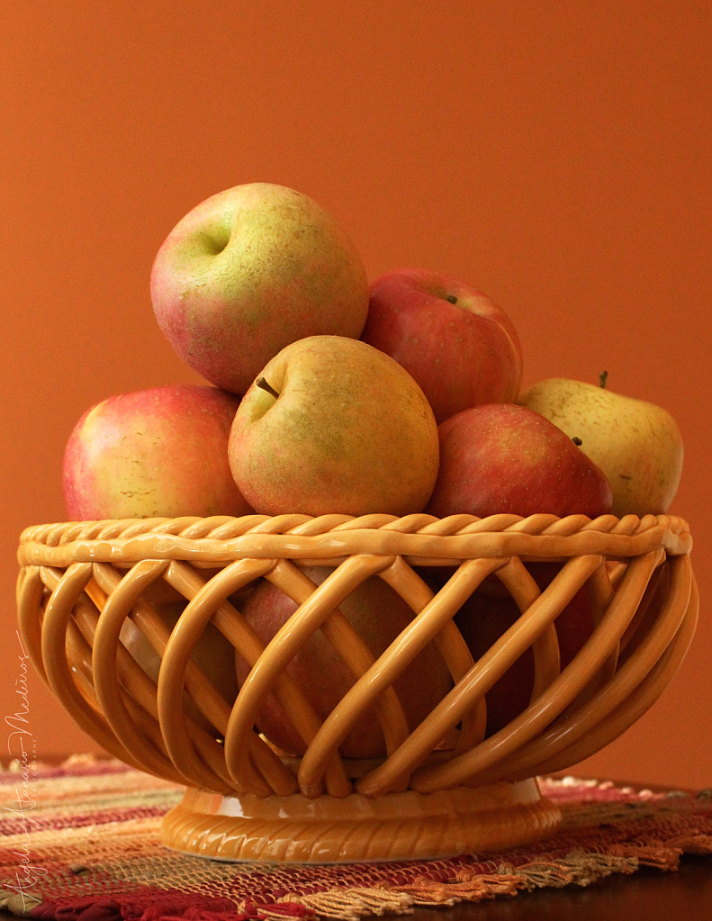 The pick of the orchard!