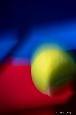Triadic Tennis