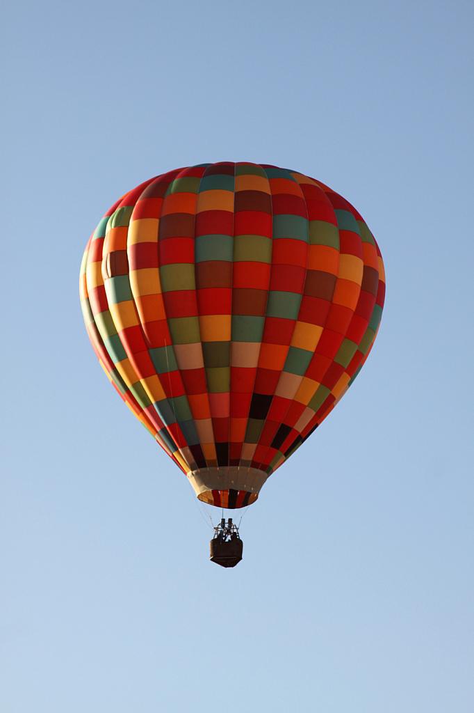 Balloon landing 2 - ID: 15859179 © Eric B. Miller