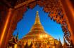 Shwedagone Pagoda