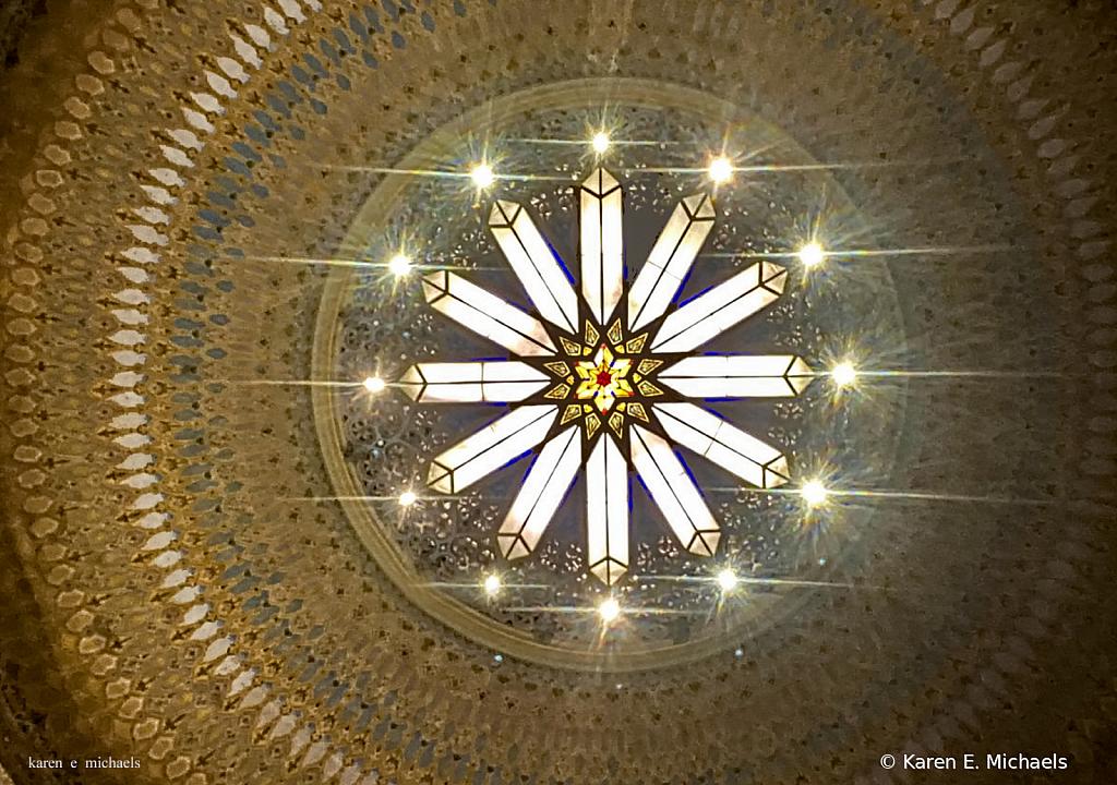 soft gaze dome light - ID: 15864995 © Karen E. Michaels