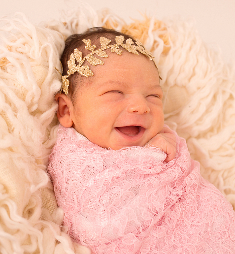 October 2020 Photo Contest Grand Prize Winner - Happy Baby