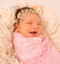 Photography Contest Grand Prize Winner - October 2020: Happy Baby