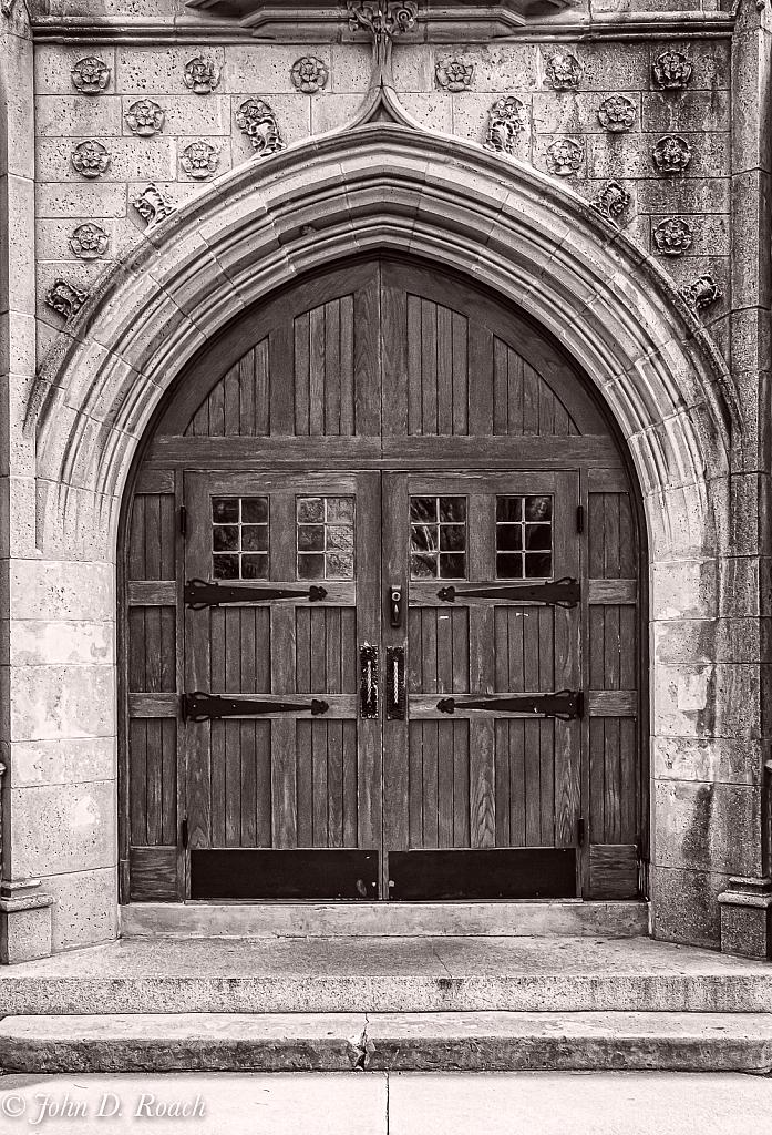 Door of Academia - ID: 15865624 © John D. Roach