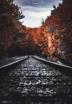 Minimal B&W Rail