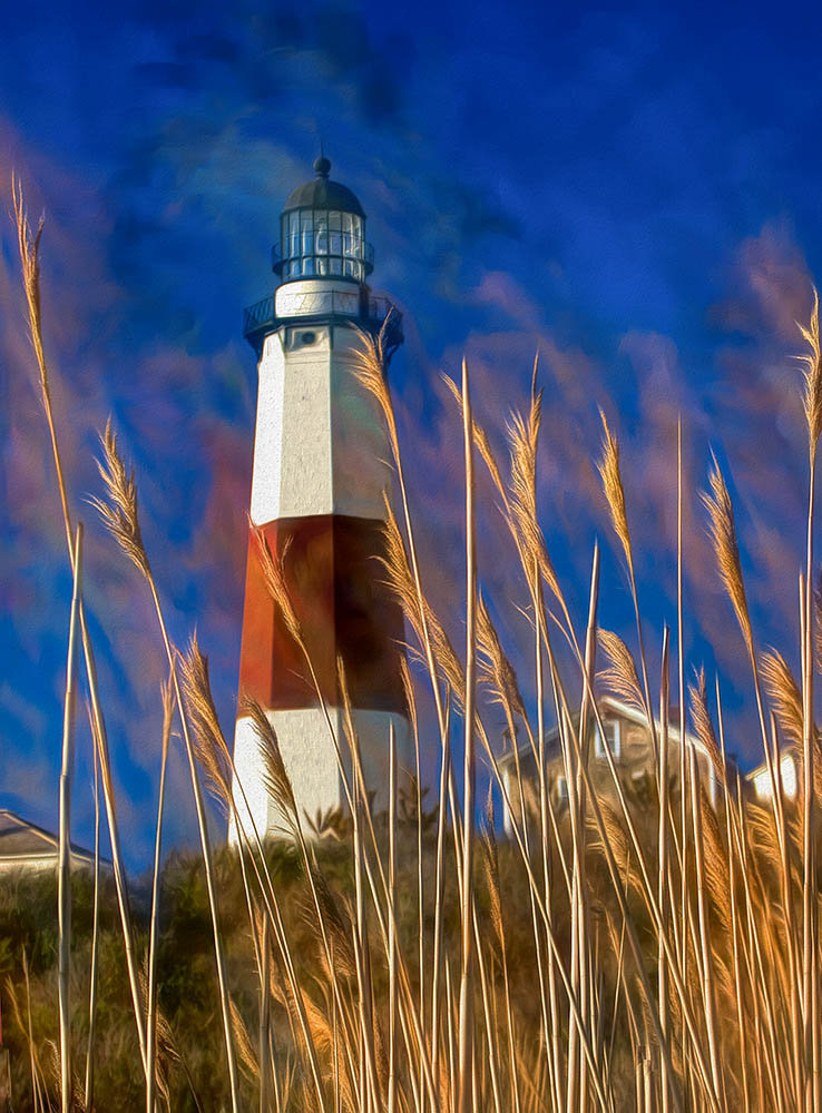 Montauk Point Lighthouse 2 - ID: 15867811 © Paul Coco
