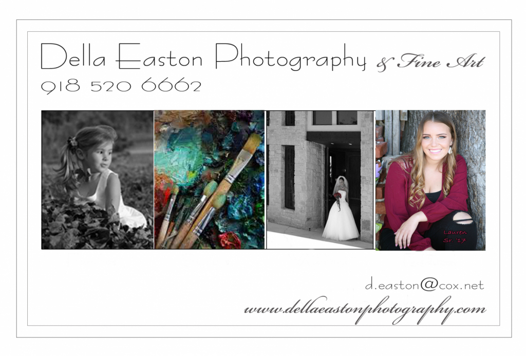 Welcome to dellaeastonphotography.com