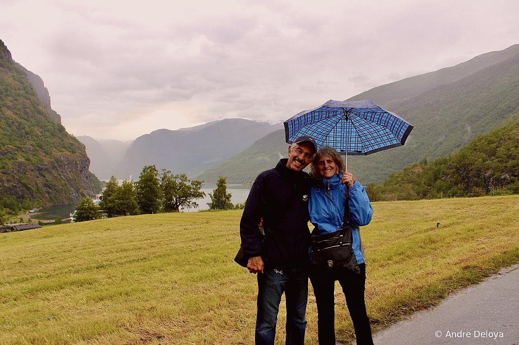 A Norwegian Summer's Day