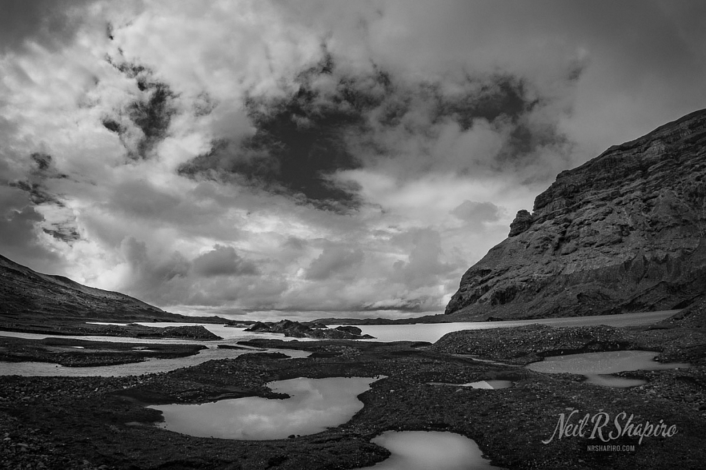 Icelandic Textures #4 - Out to Sea