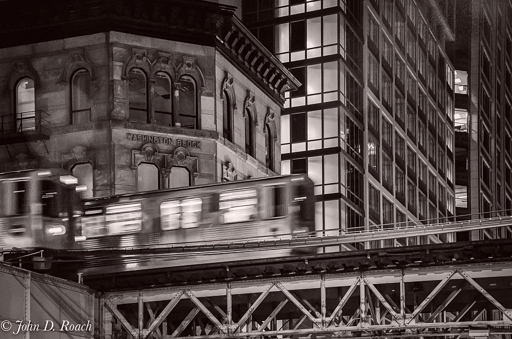 Passing in the Night - ID: 15878612 © John D. Roach