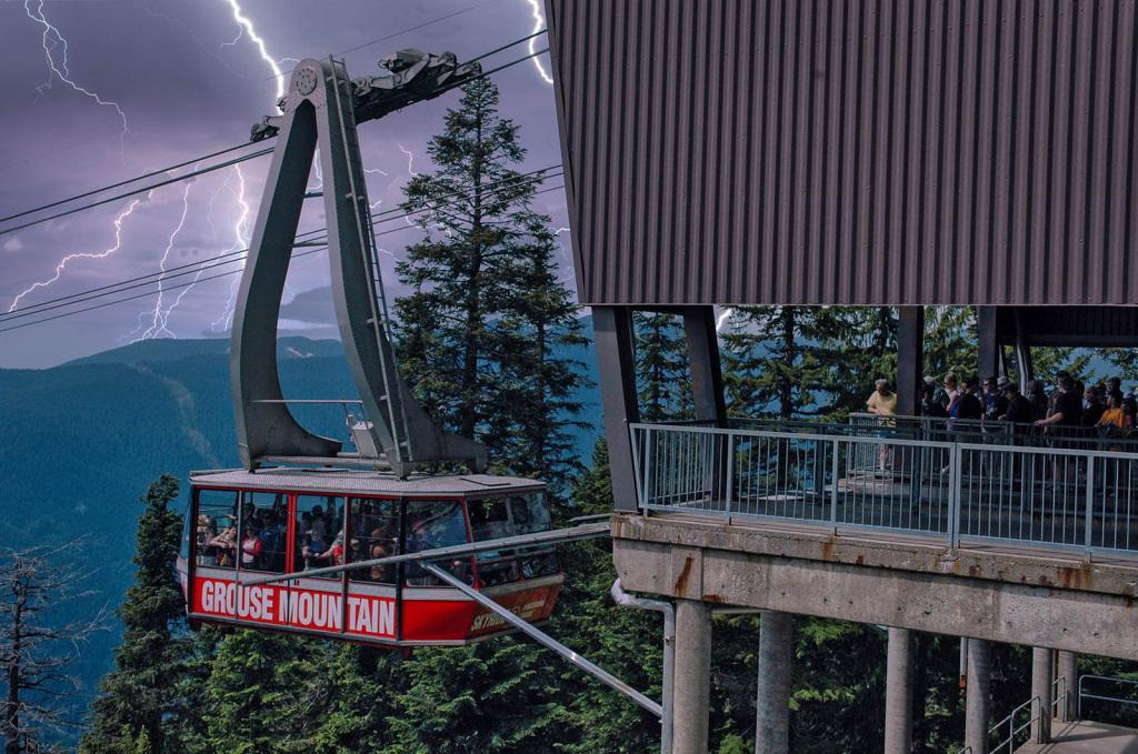 Are You Sure You Want to Take the Cable Car?