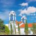 © Elias A. Tyligadas PhotoID# 15880659: Double Belfry Church.