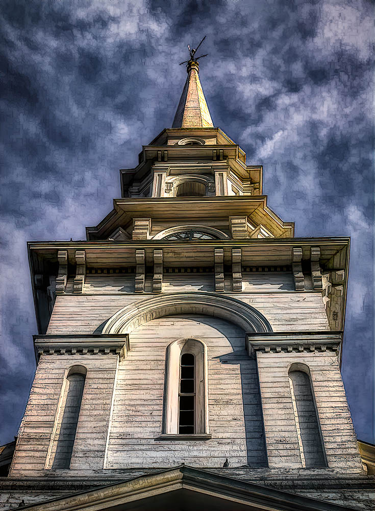 Portsmouth Church - ID: 15880717 © Paul Coco