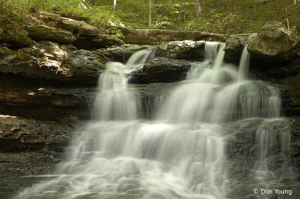 Cataract Falls, Indiana - ID: 15881578 © Don Young