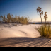 2Sunset at White Sands - ID: 15886388 © Richard M. Waas