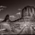 © John E. Hunter PhotoID# 15888421: Driveway to Monument Valley Ranch