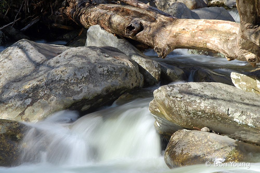 Mountain Stream - ID: 15900095 © Don Young