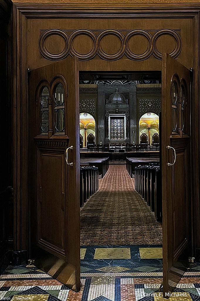 Open Doors - ID: 15900485 © Karen E. Michaels