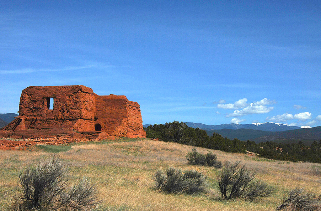 Pecos Mission, New Mexico - ID: 15900897 © Don Young