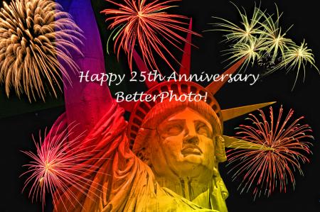 Happy 25th Anniversary BetterPhoto!