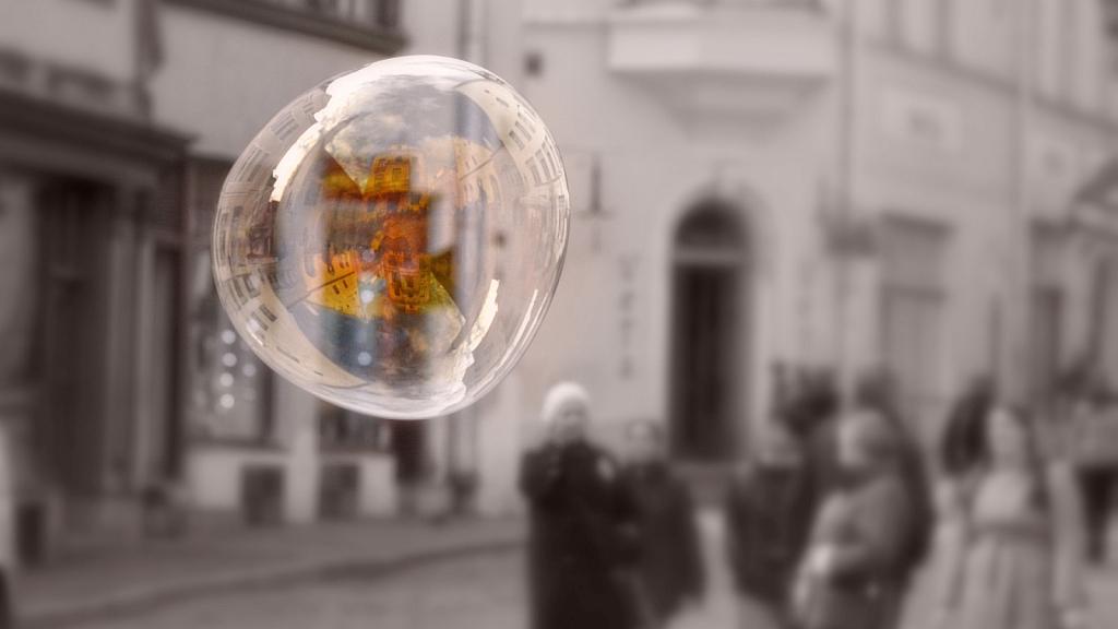 Tallinn on a Bubble