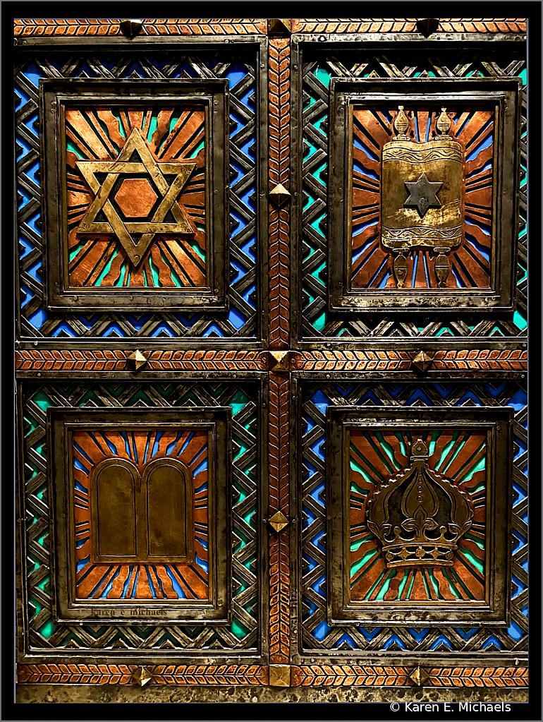Ark Panels - ID: 15910516 © Karen E. Michaels