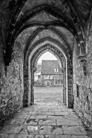 Medieval Arches, Wales