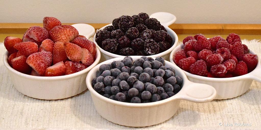 2021 Photo Challenge-Day 14-Frozen Berries