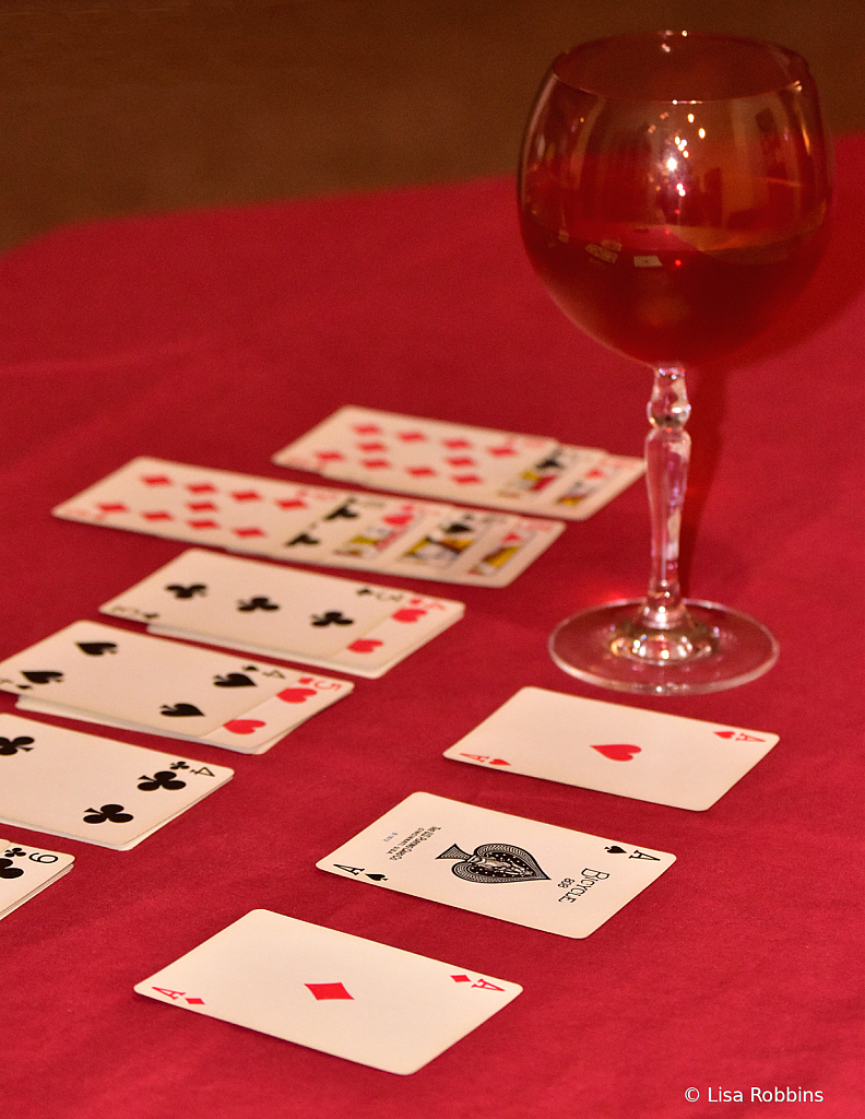 2021 Photo Challenge - One = Solitaire