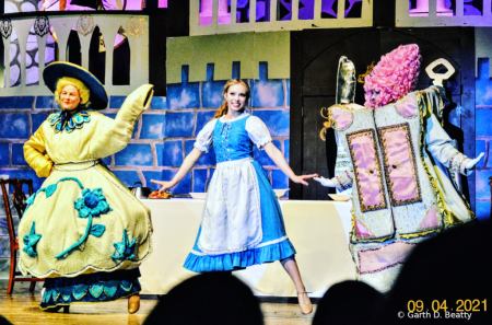Dance Scene from Beauty and the Beast