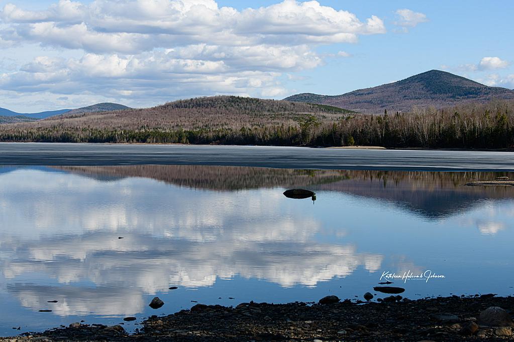 Where Spring Meets Winter! 5 - ID: 15916200 © Kathleen Holcomb Johnson