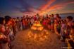Sand Pagoda Festi...