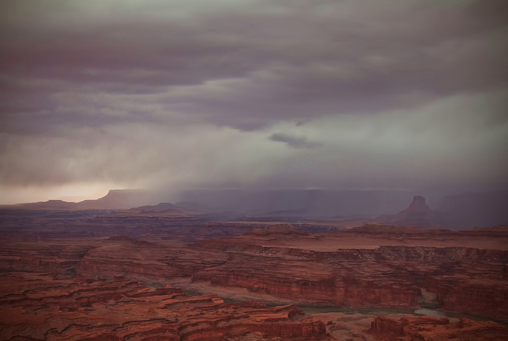 Weather in Moab Utah