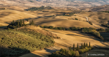 Gorgeous Tuscan Landscape