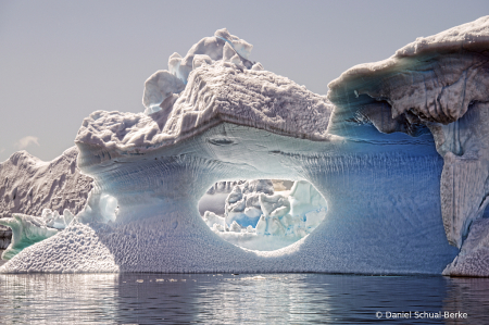 Sculpted Ice