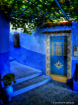 ~ ~ AT THE BLUE C...