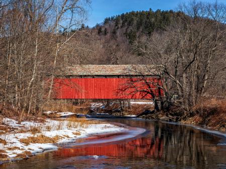 Arthur A Smith Covered Bridge