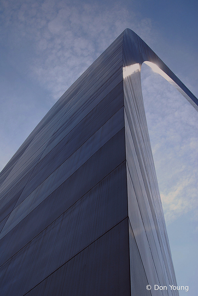 St. Louis Arch - ID: 15921526 © Don Young