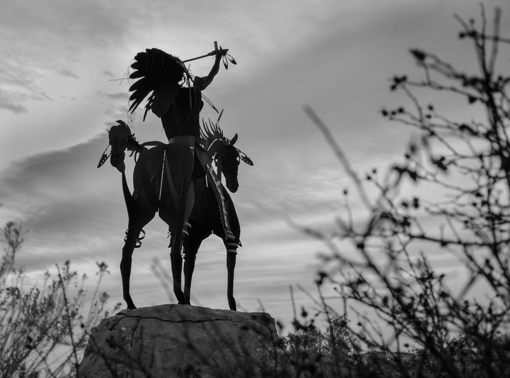 Warrior Chief - ID: 15922197 © Sheila Faryna