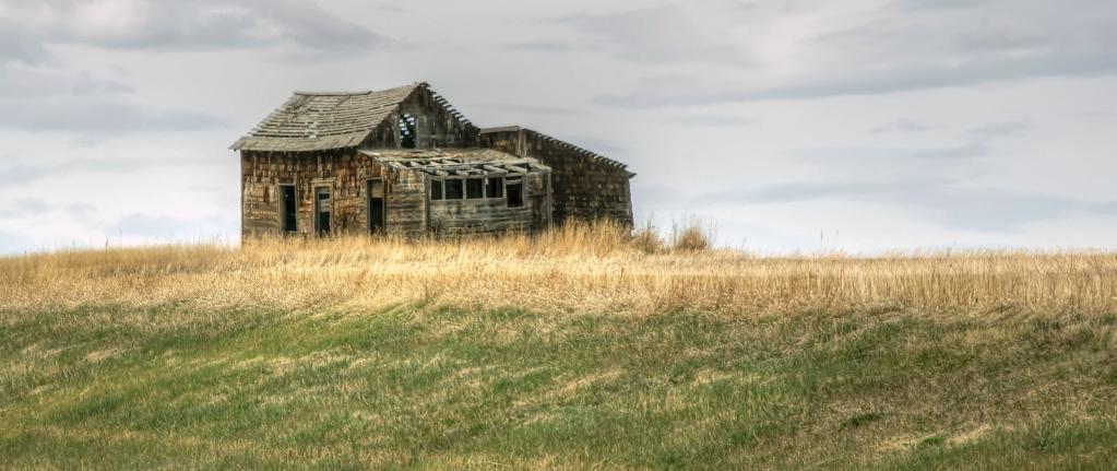 Prairie Relic - ID: 15922201 © Sheila Faryna