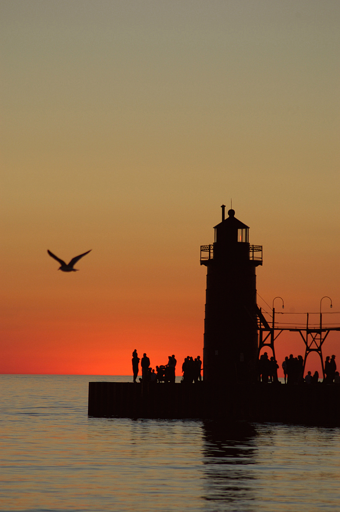 South Haven Sunset - ID: 15923025 © Don Young