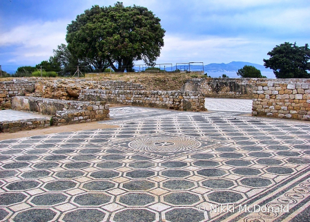 Mosaic by the Sea