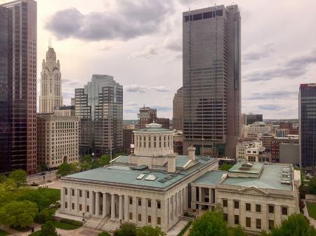 Capital Square, Columbus, OHIO