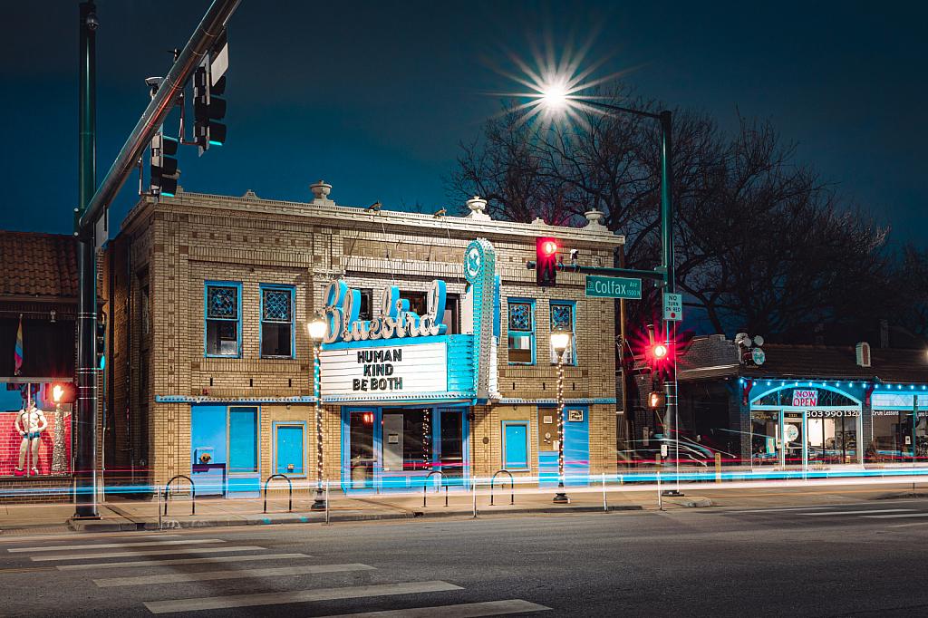 Bluebird Theater in Denver