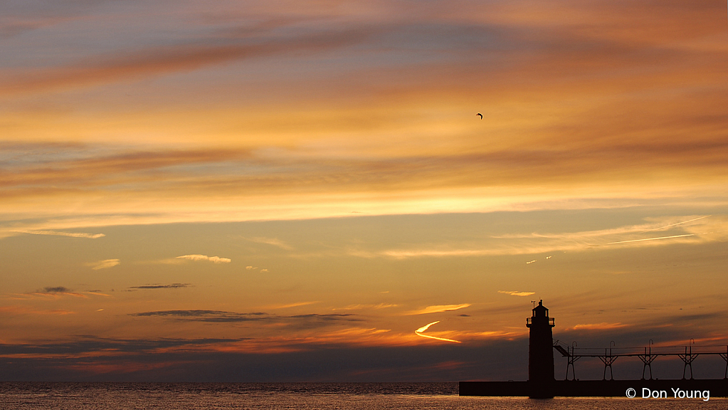 Peaceful Evening At South Haven - ID: 15926840 © Don Young